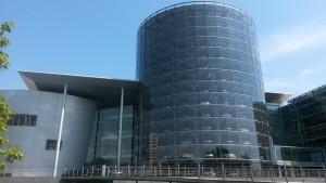 Gläserne VW Manufaktur