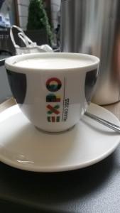 Illy Kaffee in Triest