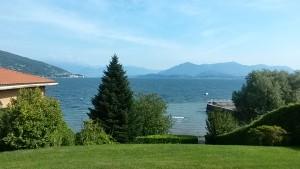 Der wunderschöne Lago Maggiore