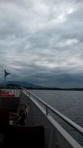 Mit dem Boot von Ranco nach Stresa
